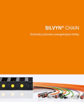 SILVYN® CHAIN - Technický průvodce energetickými řetězy