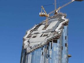Будівництво Trust Tower