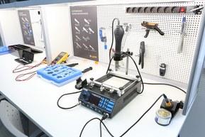 Учебно-научный центр LAPP в ТПУ оснащён самым современным сертифицированным оборудованием