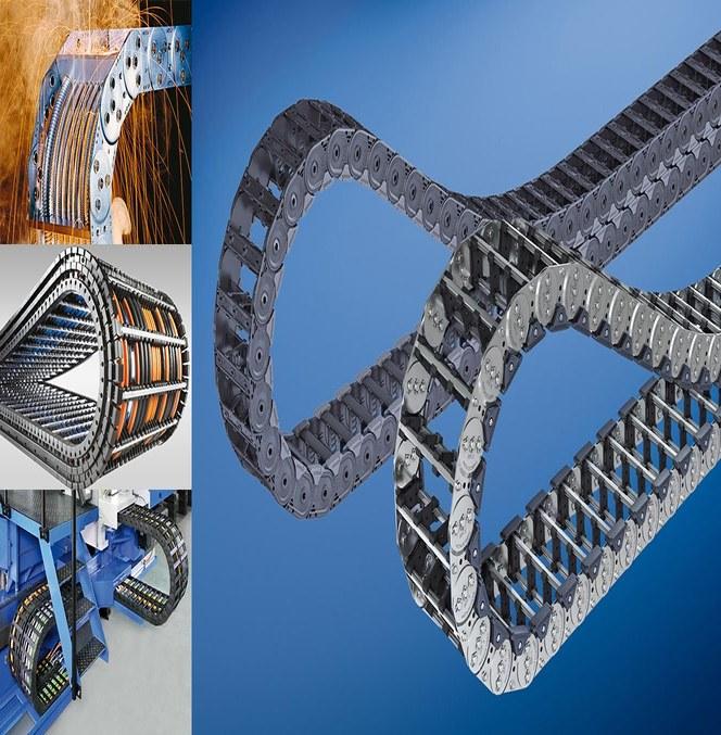KABELSCHLEPP® kabelkjeder til alle typer industri.