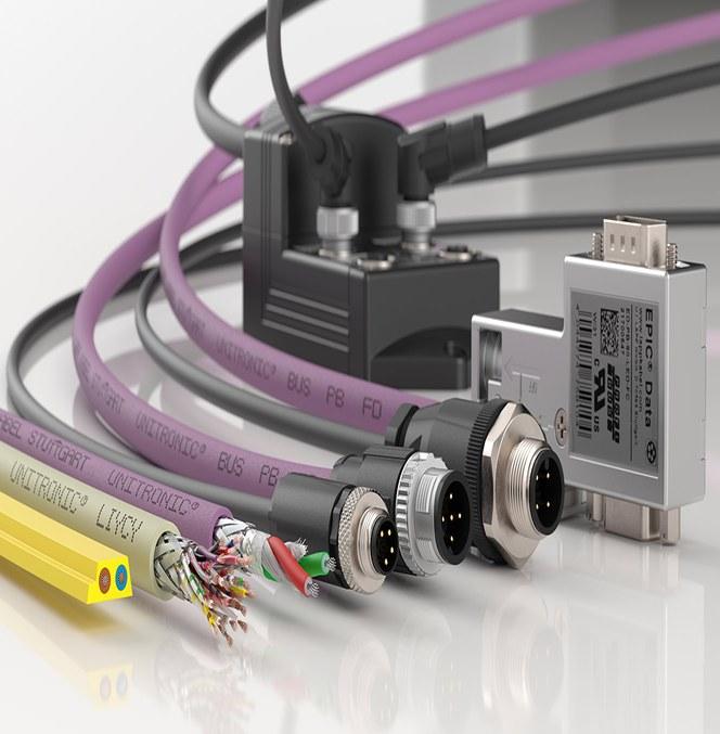 UNITRONIC® datakablene gir raske, sikre og fremtidsrettede løsninger for dataoverføring innen alle typer industrielle nettverk og applikasjoner.