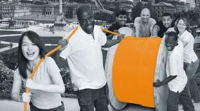 unternehmen geschichte 12 oelflex50-kampagne