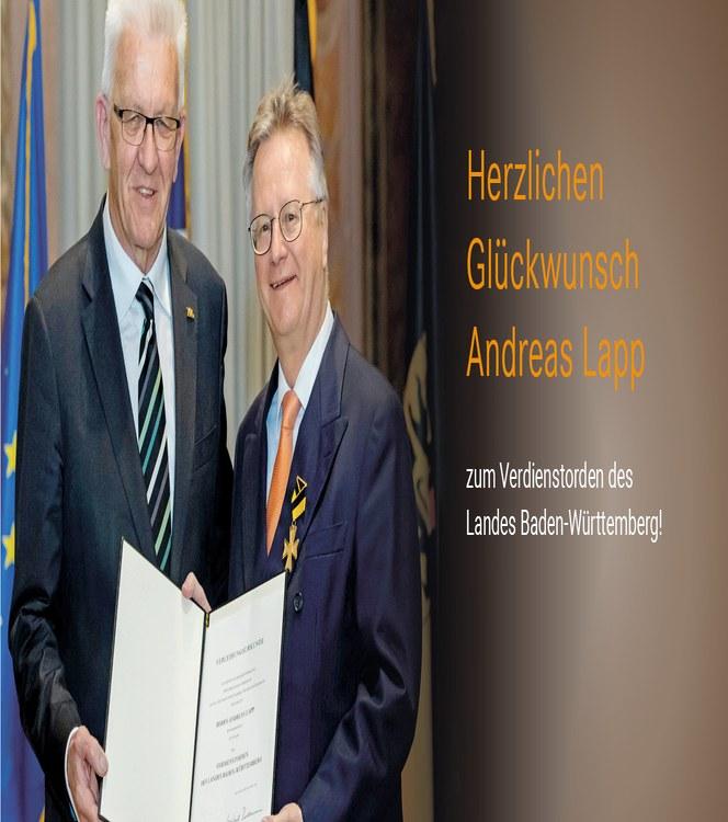 Verdienstorden des Landes Baden-Württemberg