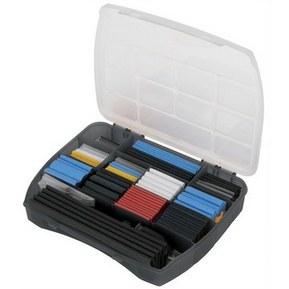 Krympeflex - praktisk boks med afklippede krympemuffer fra LAPP