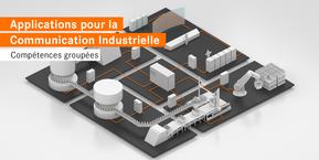 Juin Applications pour la communication industrielle