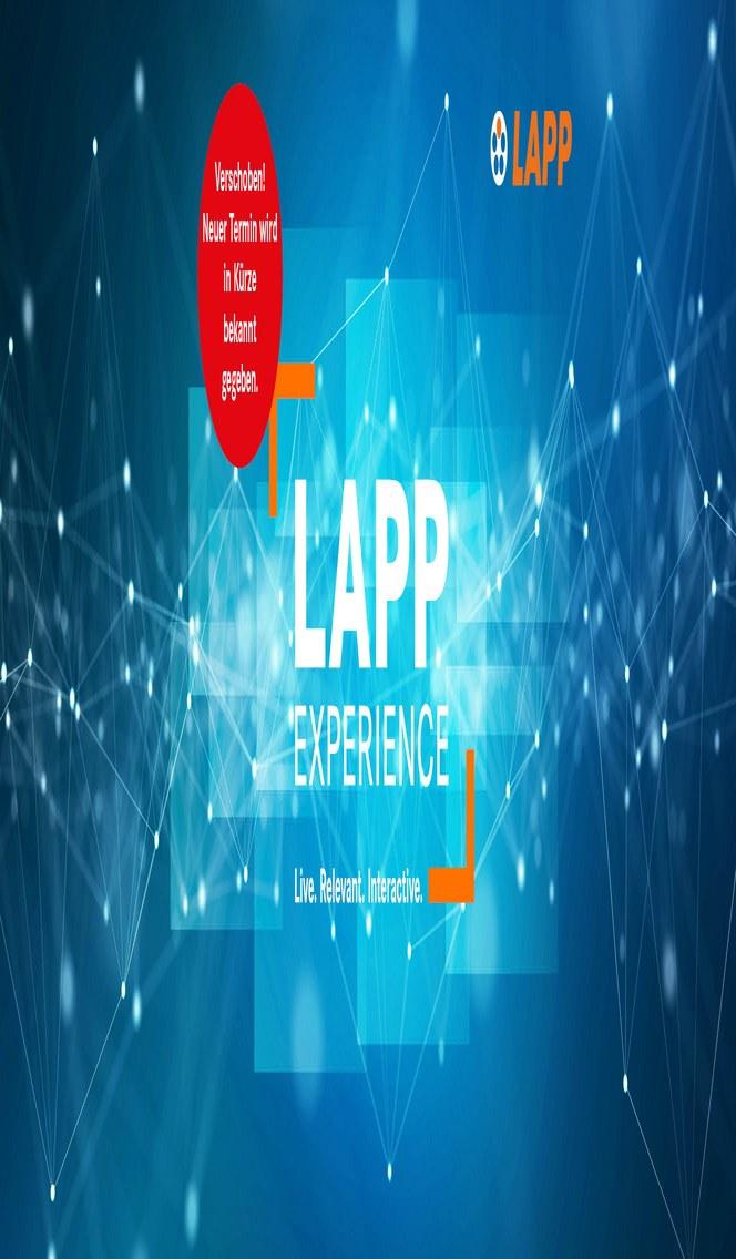 LAPP experience Key-Visual Einklinker 3000x1136