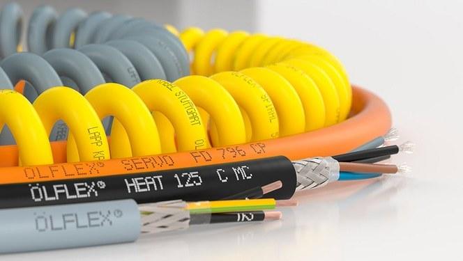 Силовые и контрольные кабели ÖLFLEX®
