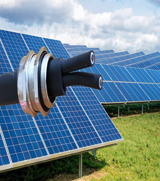 SUNTUBE – Solcellekabler i beskyttelseskappe