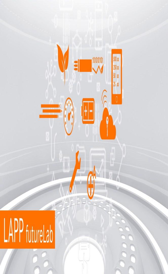 Innovationer fra LAPP futureLab: Kabel med digital hukommelse