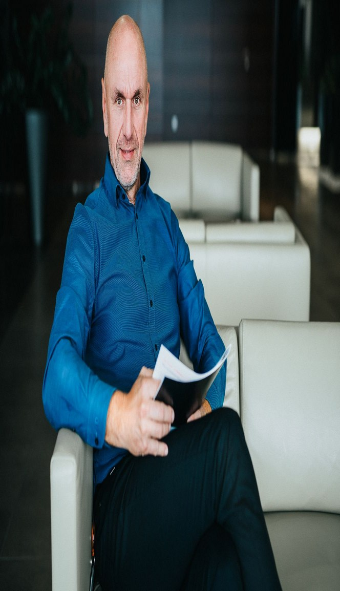 Obchodní ředitel LAPP Czech Republic Petr Čevela