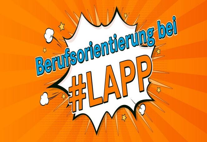 Berufsorientierung bei #LAPP