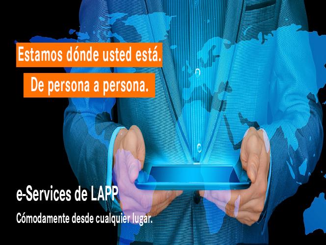 e-services LAPP