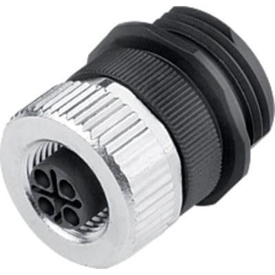EPIC® POWER M12 630V Einbaustecker