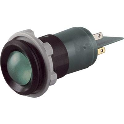 Panelindikator 195A, 16 mm/M22 std