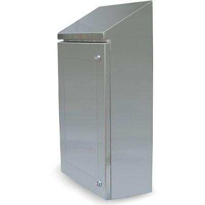 CHD - Rostfria väggskåp med hygiendesign