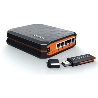 TOSIBOX® Lock 200 - upp till 15 Mbit/s