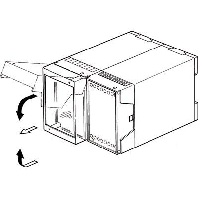 CombiNorm Classic - Kortkapsling för DIN-skena & vägg