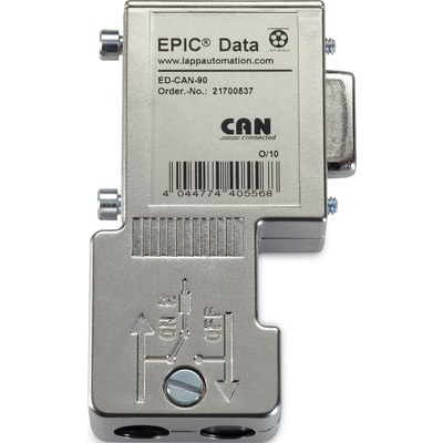 EPIC® DATA CAN Sub-D