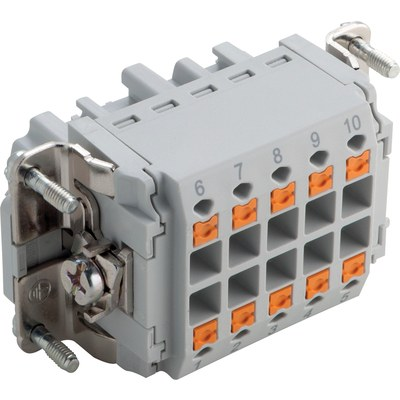 EPIC® H-BE 10 Push-In termination