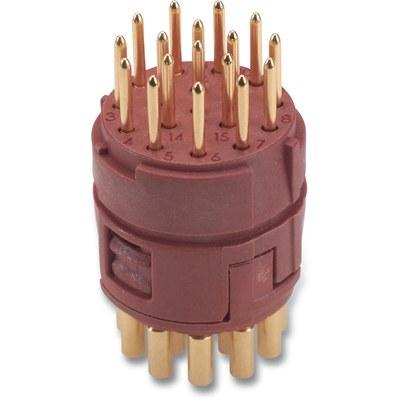 Inserts 17 pôles EPIC® SIGNAL M23