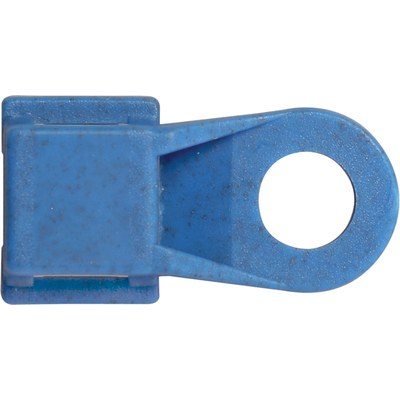 Detektierbare Kabelbindersockel