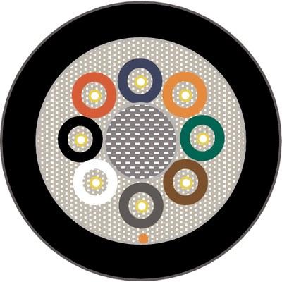 HITRONIC® HRM-FD kabel