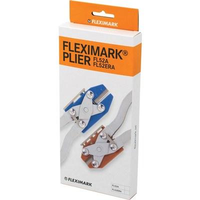 FLEXIMARK® Lochzange FL52A für Zeichenaufnahmen