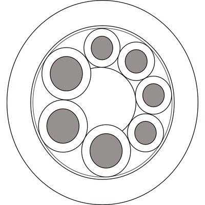 UNITRONIC® SENSOR магистральный кабель