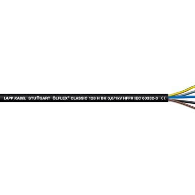 ÖLFLEX® CLASSIC 128 H BK 0,6/1 kV