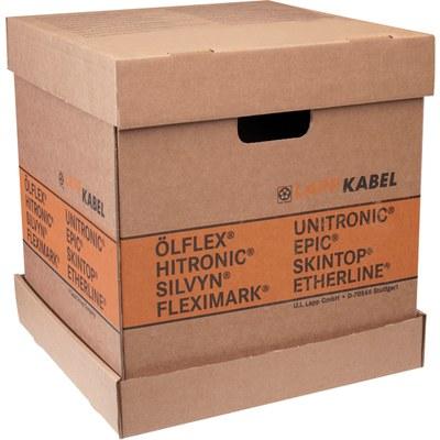 H05V-K в одноразовых картонных коробках