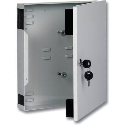 Mini wall-mounted rack