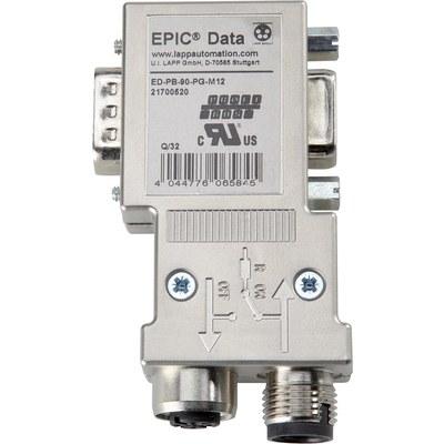 EPIC® DATA PB Sub-D M12