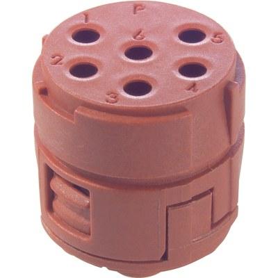 EPIC® SIGNAL M23 İç kısımlar 6 pole