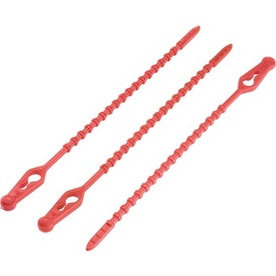 Quick tie cable ties