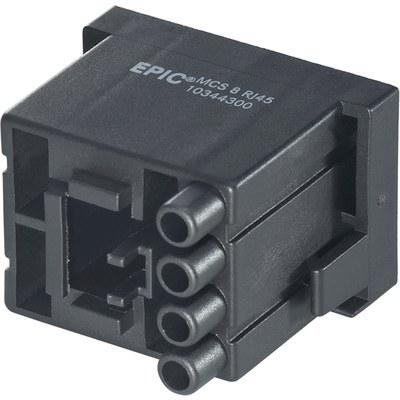 EPIC® MC Modül: RJ45