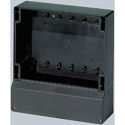 CombiCard kapslingsdel rygg - Ryggdel RD...K... med liten plintlåda