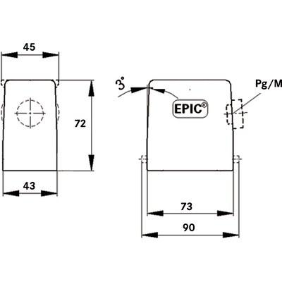 EPIC® H-B 10 TSH-RO