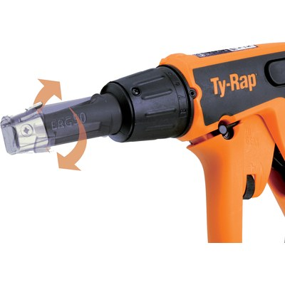 Ty-Gun ERG 50 / Ty-Gun ERG 120 Kabelbinderzange