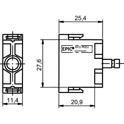 EPIC® MC Inserto Modular Pneumático