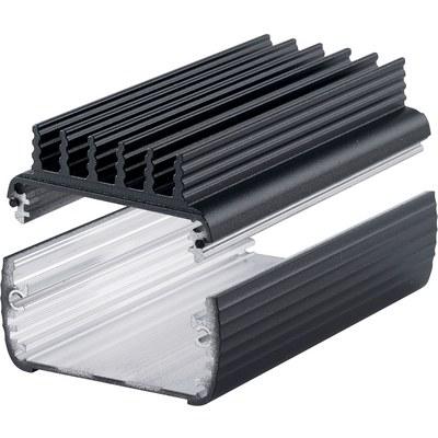 Alubos 600 - Elegant kapsling av aluminium