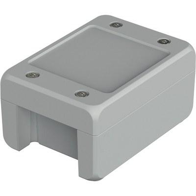 Bocube Alu S - Innovativt designad elektronik- & industrikapsling med lockskruvar