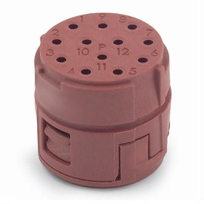 EPIC® SIGNAL M23 изоляторы 12 конт. D-Sub