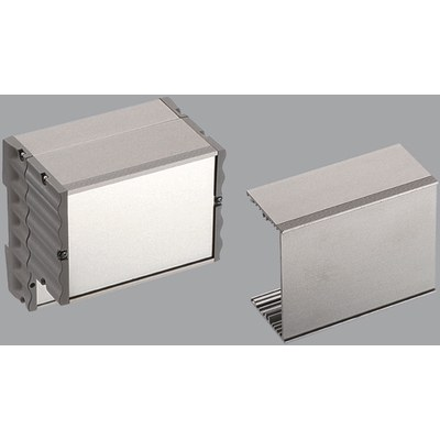 Tillbehör Alurail - Modulprofil ARPM 75/42 och ARPMG /42