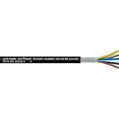 ÖLFLEX® CLASSIC 128 CH BK 0,6/1 kV