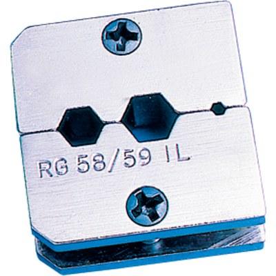 WT-RG 58/59 IL pressbackar
