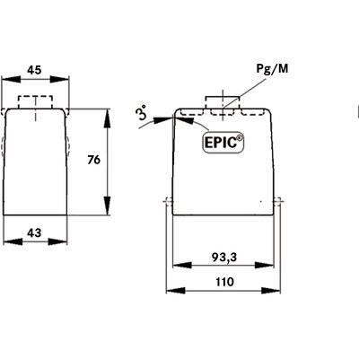 EPIC® H-B 16 TGH-RO