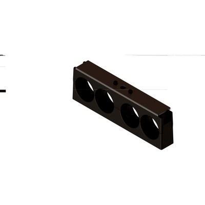 FIPLOCK® ONE Schlauchhalterung (stapelbar)