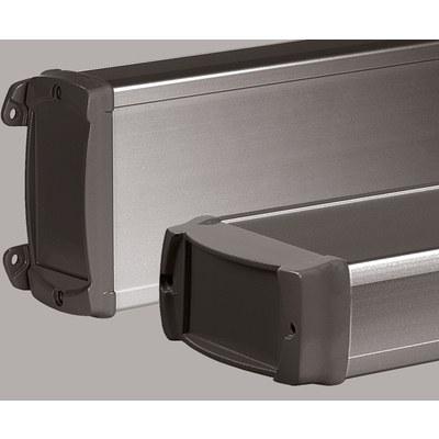 BOS-Ecoline 620 - Profilkapsling av aluminium med plastgavlar