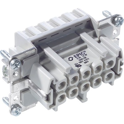 EPIC® H-BE 10 Cage clamp