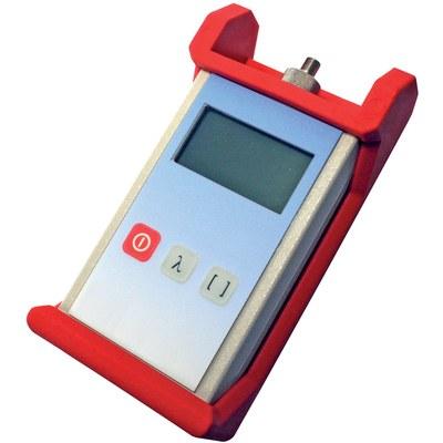 Equipamento de medição para fibra POF